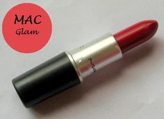 MAC By Request Glam Lipstick: Review, Swatches and Dupe