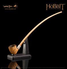 Hobbit Collectibles - Pipe of Bilbo Baggins