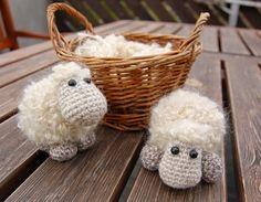 Apuuga's Amigurumi: Sheep Etu...free pattern!