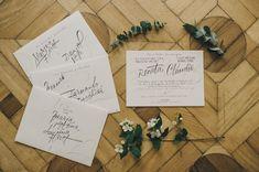 Casamento Re e Caco | Convite e Caligrafia | Vestida de Noiva | Blog de Casamento por Fernanda Floret