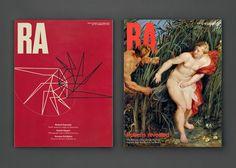 RA Magazine   Design by S-T