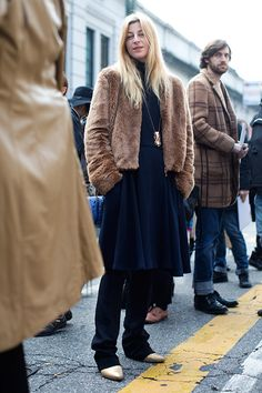 On the Street….Viale Umbria, Milan (from The Sartorialist) See more at http://www.thesartorialist.com/?p=61195