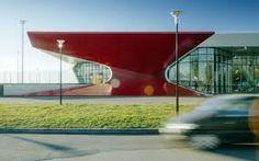 Resultado de imagem para galerias de arte fachada