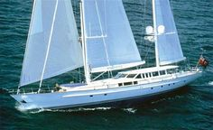 Ocean sailing yachts for sale 80 feet and larger. View sailing yacht listings and search. Sailing Yachts For Sale, Yacht For Sale, Ocean Sailing, Sailing Ships, Fort Lauderdale, San Diego, Wooden Boats, Boat Building, Yachts