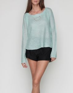 Dizzy Heights Knit / Finders Keepers / $93