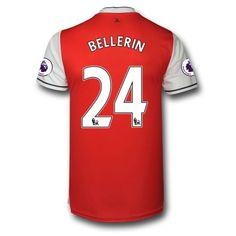 Arsenal 16-17 Hector Bellerin 24 Hjemmebanetrøje Kortærmet.  http://www.fodboldsports.com/arsenal-16-17-hector-bellerin-24-hjemmebanetroje-kortermet.  #fodboldtrøjer