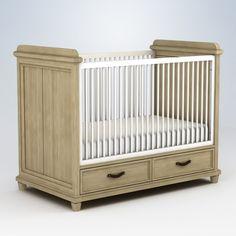 Georgian Crib