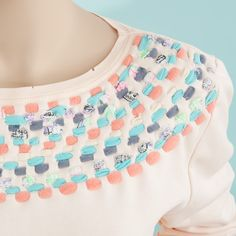 decorar-una-camiseta con trapillo