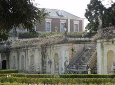 Palacio de la Quinta del Duque del Arco, en el Monte de El Pardo