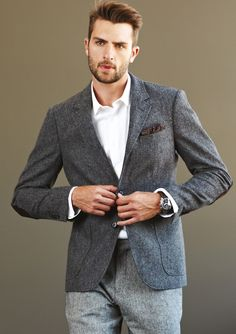 Richards | Outono Inverno 2013 | Lookbook Masculino
