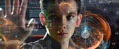 Ender's Game - Ash Thorp