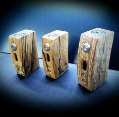 DNA40's by Kostas Seissis #boxmods #woodmods #woodenmods