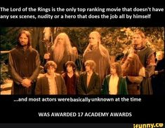 The Lord of the Rings happens chronologically after The Hobbit but were the first movies to be made all the way back in Aragorn, Legolas, Gandalf, Orlando Bloom, Lotr, Saga, O Hobbit, Hobbit Funny, Hobbit Films