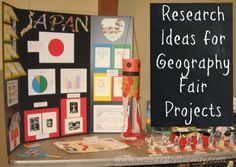 Research Ideas for Geography Fair Projects from Walking by the Way