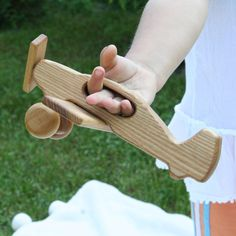 Lotes Toys Wooden Airplanes Lotes Toys Wooden Airplane I ( Lotes Toys Wooden Airplane I ( . Diy Wooden Toys Plans, Wooden Toy Cars, Making Wooden Toys, Wooden Crafts, Wood Toys, Wooden Diy, Handmade Wooden, Handmade Toys, Wooden Airplane