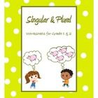 ************* Now revised and enhanced ************ These worksheets are tailored for Grade 1 and Grade 2 kids. It can also used for Kindergarten t...