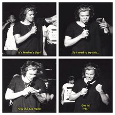 Harry is so adorable