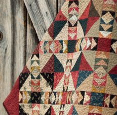 Road to Victory quilt