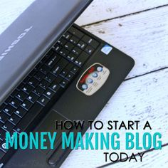 Have you ever thought about starting a blog? Did you know you can make good money blogging? If you have, read this post today and find out how to start a blog with step-by-step directions.