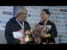 L-SP-2 Akiko SUZUKI JPN Finlandia Trophy 2013