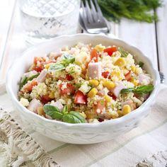 Com legumes, carne, peixe ou marisco, receitas de cuscuz fáceis e muito saborosas não faltam. Experimente as nossas sugestões.