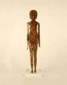 Doll - ROME - early 4th cent. AD - ivory
