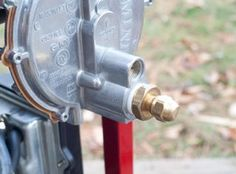 Multi-Fuel Generator - Gas Propane NG : 12 Steps (with Pictures) - Instructables Propane Generator, Diy Generator, Power Generator, Gas Powered Generator, Cool Diy, Generator Transfer Switch, Natural Gas Generator, Electronic Circuit Design, Hydrogen Generator