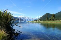 Lake Rotoroa, Nelson Lakes National Park, NZ Royalty Free Stock Photo Nature Photos, Lakes, Waterfall, National Parks, Royalty Free Stock Photos, Landscape, Beach, Photography, Outdoor