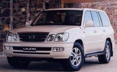 Lexus LX470 (2005-2007) Workshop Manual download