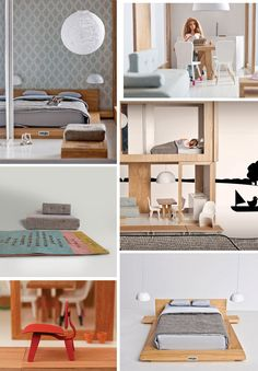 Miniio Modern Doll House for Barbie -- Can we move in?