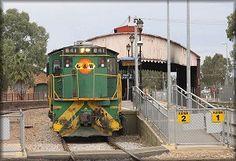 Gawler Station South Australia