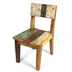 Ecologica Home - kidseatcolor19 - Reclaimed Wood Furniture