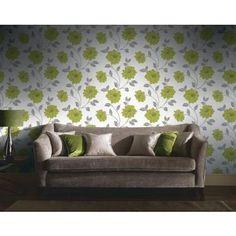1000 images about back room ideas on pinterest corner for Wallpaper homebase green