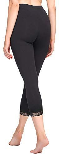 Merry Style Damen 3/4 Leggings MS10-290 - Lerne Pilates Capri Leggings, Capri Pants, Pilates Training, Sport Top, Sport Fitness, Elegant, Fashion, Health And Wellness, Sensitive Skin