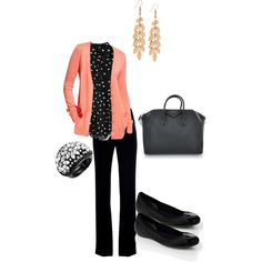 """business casual"" by mks1153 on Polyvore"