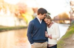 Maggie and Steve | Washington DC and Georgetown Engagement