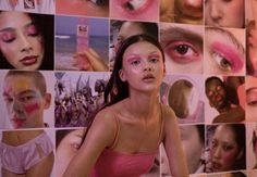 Whatever Forever, Teenage Dream, Pretty Makeup, Pink Aesthetic, Short Film, Pretty In Pink, Madonna, Rose, Cool Pictures