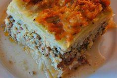 [photo: Μαρίνα Μαυρομάτη] Greek Recipes, Lasagna, Cooking, Ethnic Recipes, Food, Kitchen, Essen, Greek Food Recipes, Meals