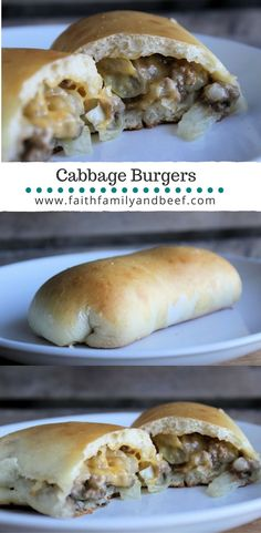 Cabbage Burgers - a