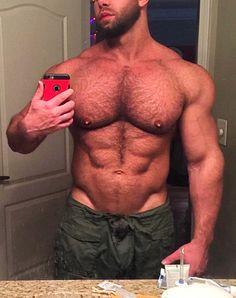 Muscle Selfies