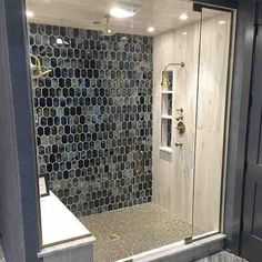 Steam Shower In The Master Bath Of Our Hampton Pointe Homearama House Norton Commons