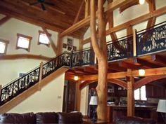 NatureRails custom balcony and stair #railing