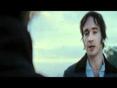 """Pride and Prejudice (subtitulado al español) - """"2a declaración de Darcy"""" / Tras los malos entendidos, y con algo de esperanza, Darcy vuelve por Elizabeth y le declara su amor... me encanta!"""