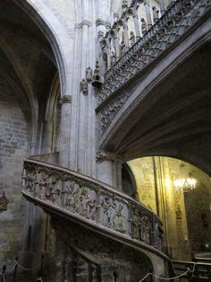 The treasures of Morella. Spain