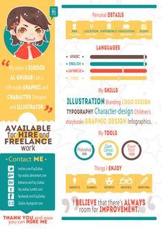 visual resume template Beautiful Free Resume (CV) Templates in Ai, Indesign & PSD Formats Graphic Design Resume, Cv Design, Resume Design Template, Freelance Graphic Design, Creative Resume Templates, Cv Template, Cv Website, Cv Original, Cv Inspiration