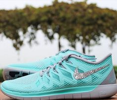 best website 34bed 26ed2 2014 nike free 5.0  womens  Bling Nike Workout, Workout Shoes, Nike Free