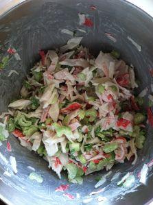 Crab Salad!