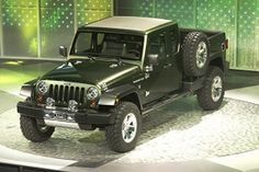 2016 JEEP GLADIATOR :) - Will this one come true?????  Article is optimistic for late 2016 release.