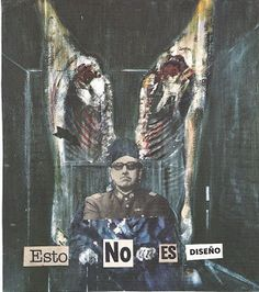 """""""Esto no es diseño"""" 2011 mis inicios en el collage"""
