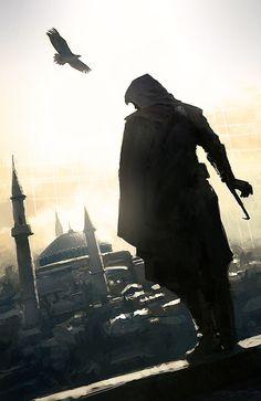 Gilles Beloeil   Assassin's Creed